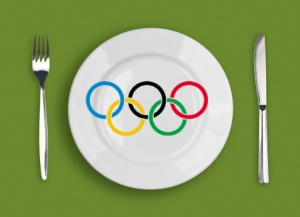 Eats_OlympicRingsOnPlate