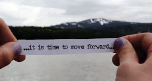 time to move forward